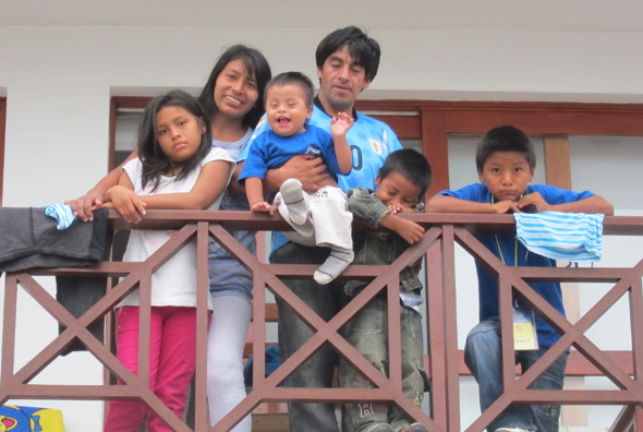 Peru- Loving Families Touched by Disability