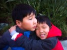 Jeremy and Justin Kim